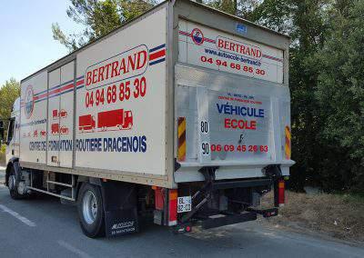 véhicule-auto-école-Bertrand